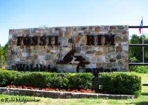 Fossil Rim Wildlife Centre, Glen Rose, TX
