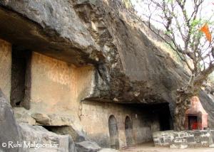 Cave Temple - Ghorwadeshwar