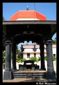 Sambhaji Maharaj's Samadhi