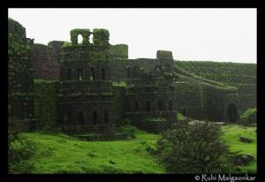 Minars Ruins